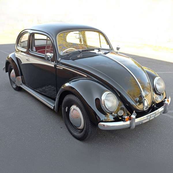VW RHS front