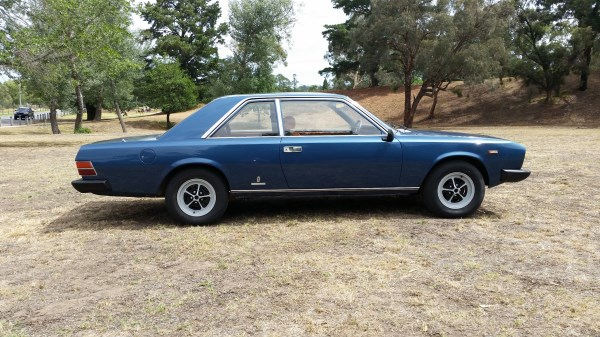 Fiat 130 Coupe 1
