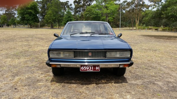 Fiat 130 Coupe 2